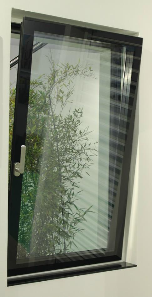 Serramenti in alluminio tutto vetro for Uniform sistemi per serramenti
