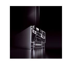serramenti in alluminio serie aws 75 bs hi. Black Bedroom Furniture Sets. Home Design Ideas
